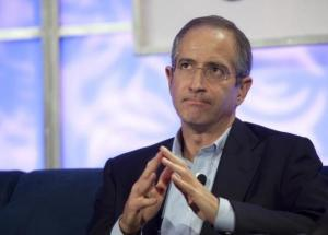Comcast Corp CEO Brian Roberts speaks at the WEB 2.0 summit in San Francisco