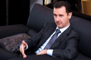 Bashar-al-Assad-U