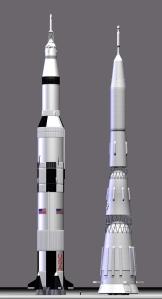 N1+Saturn5
