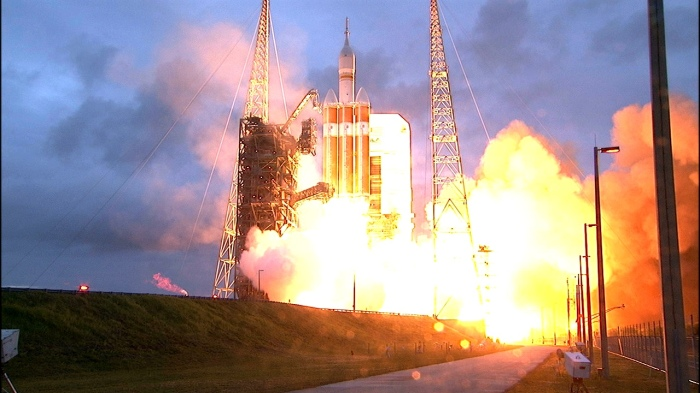 orion 1 launch