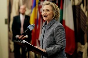 """Hillary Rodham Clinton"""