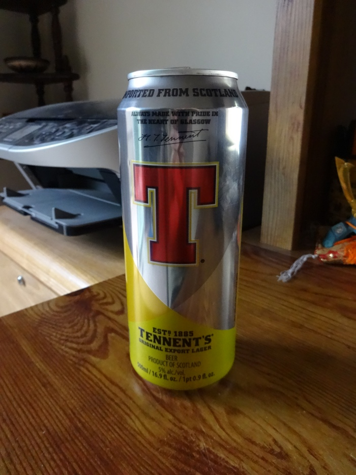 tennents happy