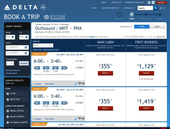 Delta 355