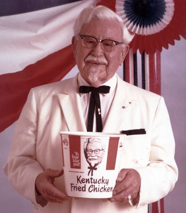 "Harland ""Colonel"" Sanders"
