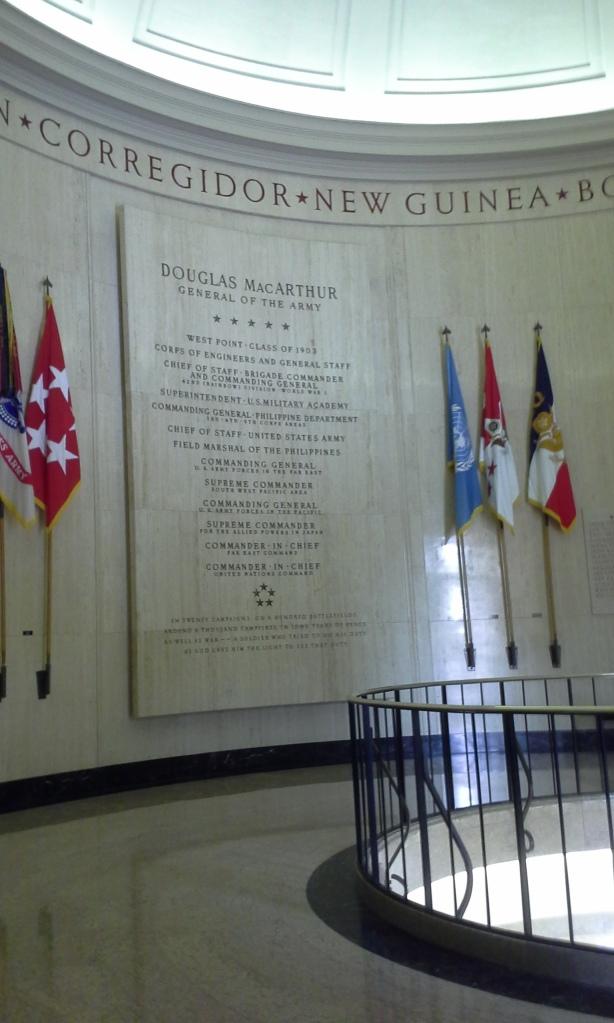 MacArthur Memorial Interior