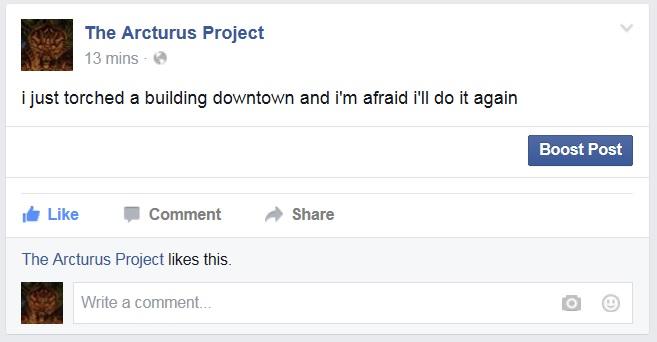 TAP Facebook 1