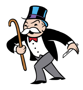 The Monopoly Man