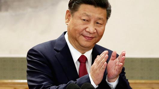 xi clapping